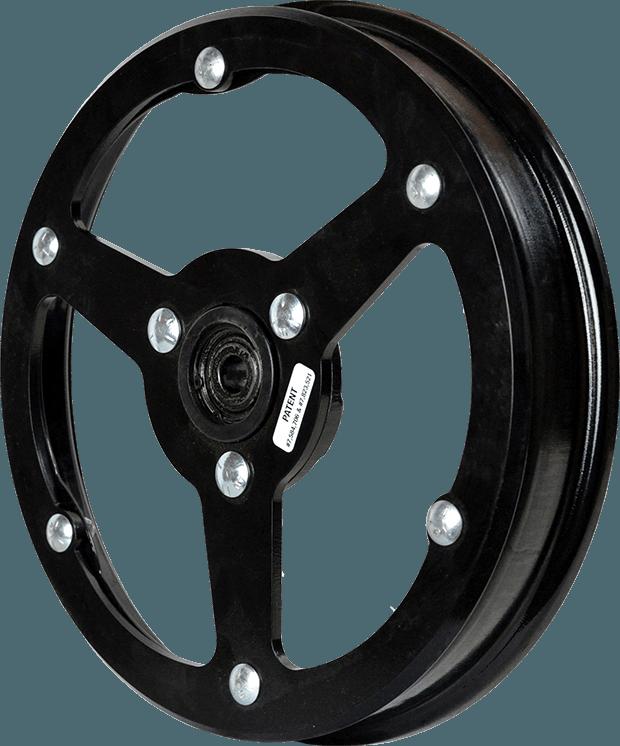 MudSmith 2 and a half inch Gauge Wheel