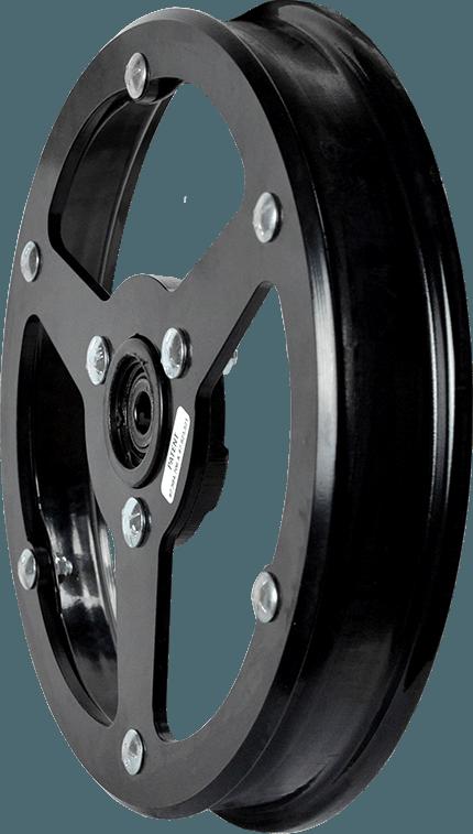 MudSmith Gauge Wheel Hardware Kit