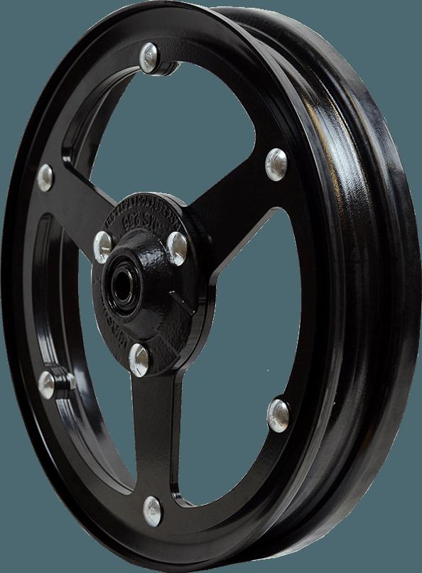 MudSmith 3 inch Gauge Wheel