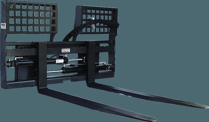 Hydraulic Sliding Pallet Fork