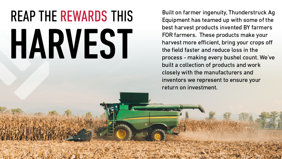 reap the rewards this harvest