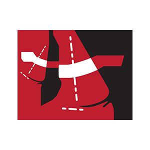 traffic cones training icon